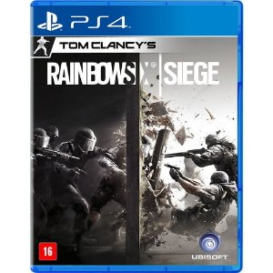 PS4 Tom Clancy's Rainbow Six Siege