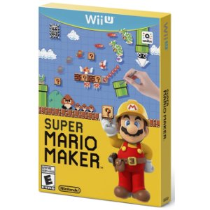 WiiU Super Mario Maker [USADO]