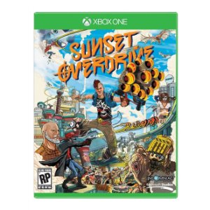 Xbox One Sunset Overdrive [USADO]
