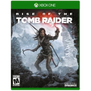 Xbox One Rise of the Tomb Raider [USADO]