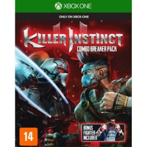 Xbox One Killer Instinct Combo Breaker Pack [USADO]