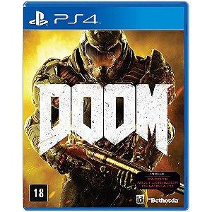PS4 Doom [USADO]