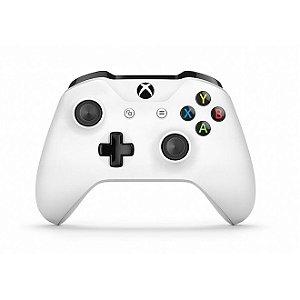 Xbox One Controle Sem Fio Modelo S Bluetooth Branco