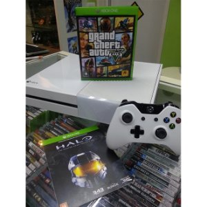 Xbox One 500 Seminovo