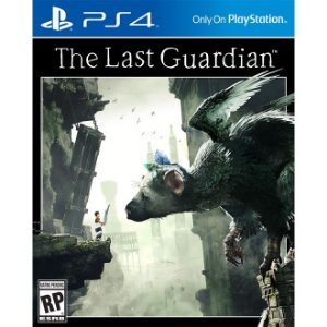 PS4 The Last Guardian