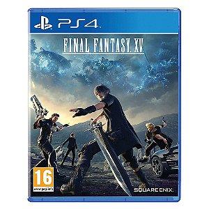PS4 Final Fantasy XV [USADO]