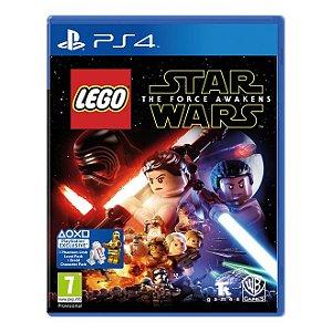 PS4 Lego Star Wars O Despertar da Força [USADO]