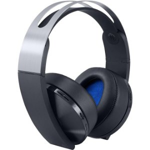 PS4 Headset Platinum Wireless