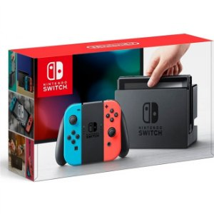 Nintendo Switch (Joy-Con Neon)