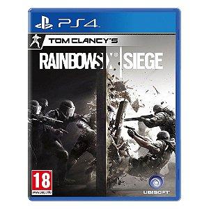 PS4 Tom Clancy's Rainbow Six Siege [USADO]
