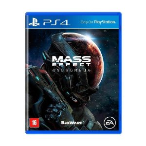 PS4 Mass Effect Andromeda [USADO]