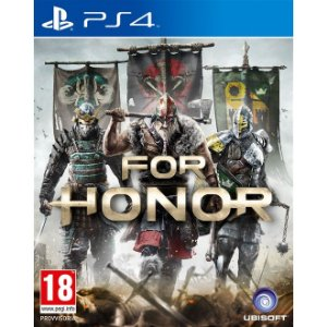 PS4 For Honor [USADO]