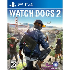 PS4 Watch Dogs 2 [USADO]
