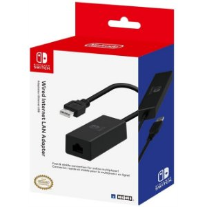 Switch Adaptador Lan Hori