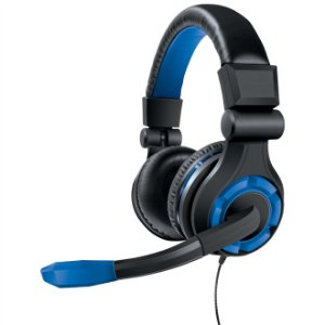 Headset DreamGear GRX-340 [Para PS4, Xbox One, Xbox 360, PS Vita, Wii U e Portáteis Nintendo]