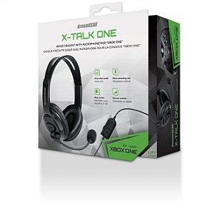 Xbox One Headset X-Talk One Dreamgear