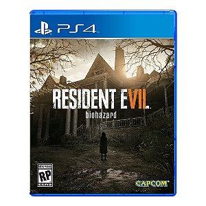 PS4 Resident Evil 7 [USADO]