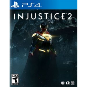 PS4 Injustice 2 [USADO]