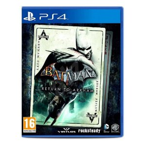 PS4 Batman Return to Arkham [USADO]