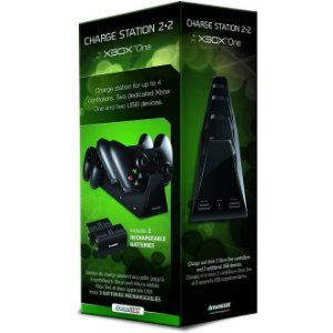 Xbox One Charge Station 2+2 Dreamgear