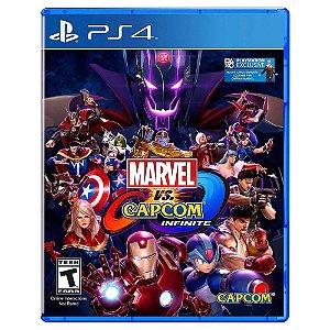PS4 Marvel vs Capcom Infinite [USADO]