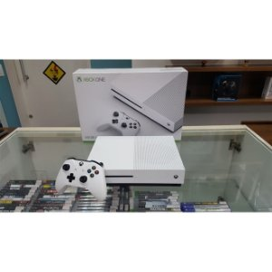 Xbox One S 1TB Slim Branco Seminovo