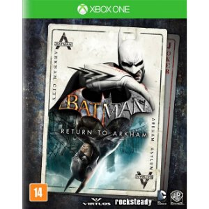 Xbox One Batman: Return to Arkham [USADO]