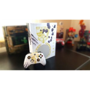 Xbox One Slim Skin - [Película decorativa] Destiny 2