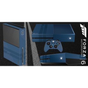 Xbox One Slim Skin - [Película decorativa] Forza 6