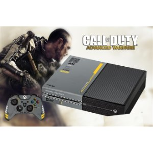 Xbox One Slim Skin - [Película decorativa] Call of Duty Advanced Warfare