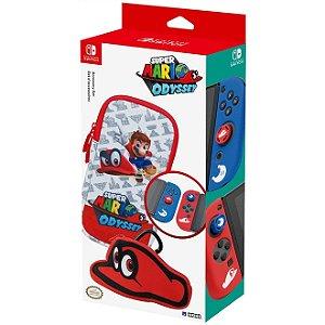 Starter Kit Hori Super Mario Odyssey