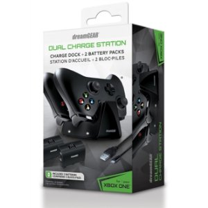 Xbox One Dual Charge Station Dreamgear