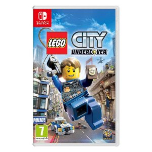 Switch LEGO City Undercover