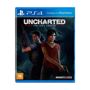 PS4 Uncharted The Lost Legacy [USADO]