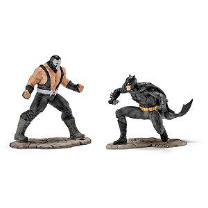 Estatueta BATMAN VS BANE DC Comics