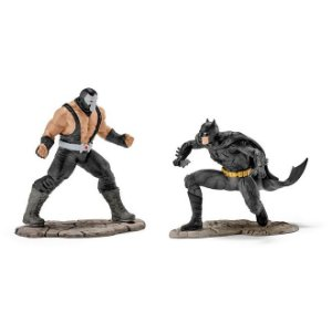 Estatueta BATMAN VS BANE DC Comics Schleich #13