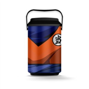 Cooler 10 Latas Dragon Ball Goku