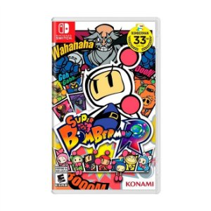 Switch Super Bomberman R [USADO]