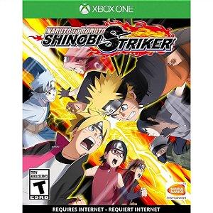 Xbox One Naruto to Boruto Shinobi Striker