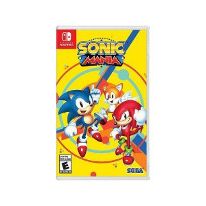Switch Sonic Mania