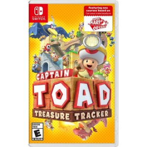 Switch Captain Toad Treasure Tracker