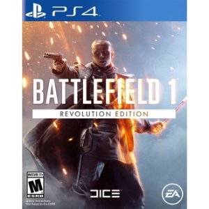 PS4 Battlefield 1 Revolution [USADO]