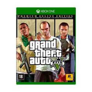 Xbox One Grand Theft Auto V Premium Online Edition