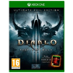 Xbox One Diablo III:  Reaper of Souls Ultimate Evil Edition [USADO]