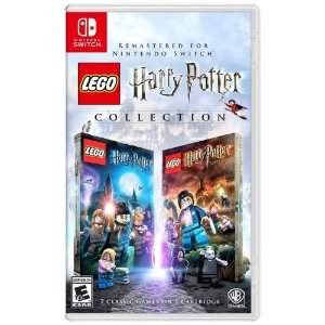 Switch LEGO Harry Potter Collection