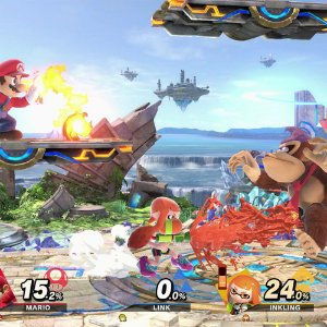 Switch Super Smash Bros Ultimate