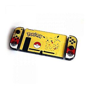 Switch Capa de Proteção de Acrílico Pokemon Pikachu