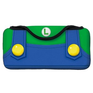 Switch Case Quick Pouch Collection Luigi