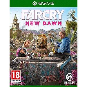 Xbox One Farcry New Dawn