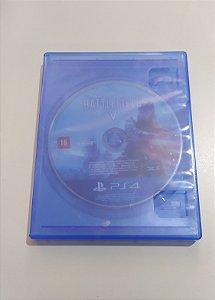 PS4 Battlefield V (Sem Capinha) [USADO]